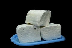 Cheese. Traditional romanian cheese with a great taste Stock Photography