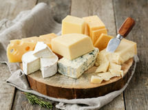 Cheese Royalty Free Stock Images