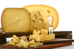 Cheese appetizer 02 Stock Images