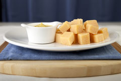 Cheese Appetizer Royalty Free Stock Photo