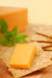 Cheese appetizer Royalty Free Stock Images