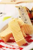 Cheese appetizer Stock Photos