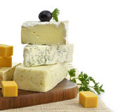 Cheese Assorted Royalty Free Stock Image