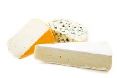 Cheese assorti Stock Photo