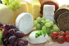 Cheese Assortment Stock Photo