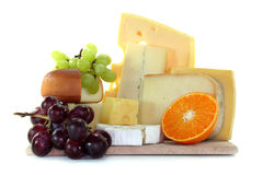 Cheese Assortment Stock Photography