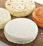 Cheese Assortment Royalty Free Stock Photography