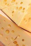 Cheese background Stock Photography