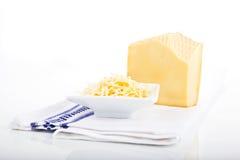 Cheese background. Stock Photo