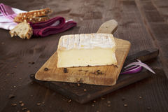 Cheese background. Agricultural concept. Royalty Free Stock Photo