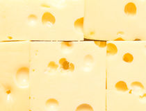 Cheese background Stock Photo