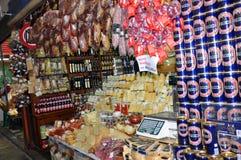 São Paulo Municipal Market Stock Photo
