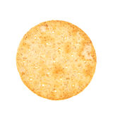 Cheese biscuit Royalty Free Stock Images