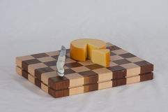 Cheese Block Royalty Free Stock Image