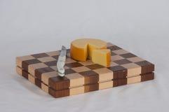 Cheese Block Royalty Free Stock Image
