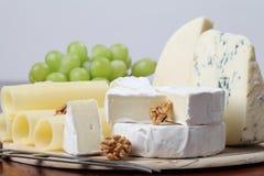 Cheese board Stock Image