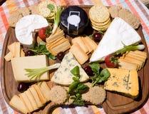 Cheese board Stock Photo