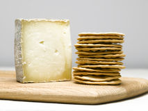 Cheese Board Royalty Free Stock Images