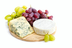Cheese board Royalty Free Stock Photo