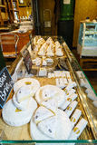 Cheese at Borough Market Stock Photography