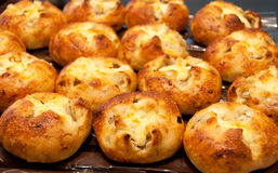 Cheese bread. At bakery shop Royalty Free Stock Photo