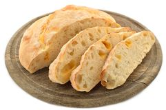Cheese bread Royalty Free Stock Images