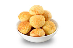 Cheese breads Royalty Free Stock Photos