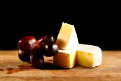 Cheese brie Stock Photography