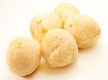 Cheese buns. Brazilian traditional food. Pao de Queijo Royalty Free Stock Photography