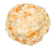 Cheese Buns (isoalted on white) Royalty Free Stock Photos