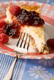 Cheese-cake Royalty Free Stock Photo