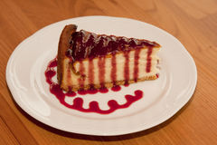 Cheese cake Royalty Free Stock Images