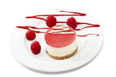 Cheese cake Stock Photo