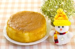 Cheese cake. This is a picture of cheese cake Royalty Free Stock Images