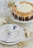 Cheese cake Royalty Free Stock Photography