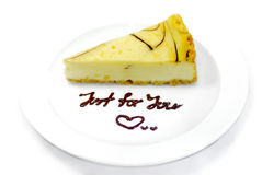 Cheese Cake Series 01 Stock Photo