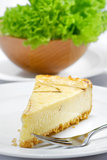 Cheese Cake Series 02 Stock Image