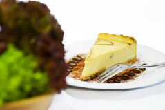 Cheese Cake Series 03 Royalty Free Stock Photo