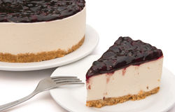 Cheese cakes Stock Images