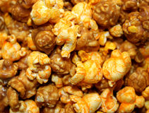 Cheese and Caramel Popcorn Royalty Free Stock Images