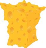 Cheese. Cartoon Stock Photo