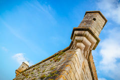 Cheese Castle Turret Royalty Free Stock Photography