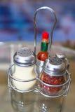 Cheese Chili Paprika Royalty Free Stock Photo