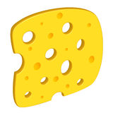 Cheese clipart Royalty Free Stock Image