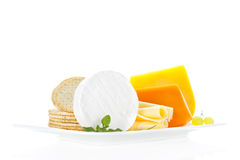 Cheese collection. Royalty Free Stock Photos