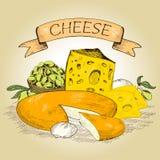 Cheese. Stock Photos