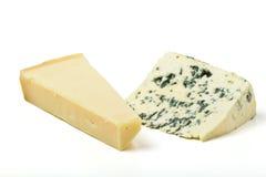 Cheese contrast Stock Photos