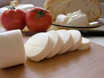 Cheese and cream stock photos