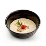 Cheese Cream Soup Stock Images