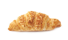 Cheese croissant pastry isolated Stock Photography